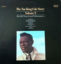 Nat King Cole THE NAT KING COLE STORY Vol. 2 - Excellent