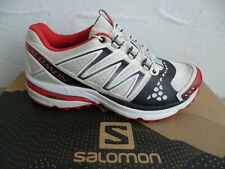 Salomon XR Crossmax Trainers Low Shoes Sneakers Trainers White/Black/Red New