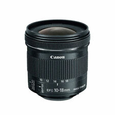 Canon EF-S 10-18mm f/4.5-5.6 IS STM Lens for Digital SLR Camera 9519B002