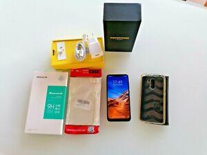Xiaomi Pocophone F1 - 6 GB 128GB - Steel Blue (Libre) (Dual SIM) + extras