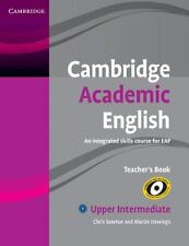 Cambridge Academic English B2 Upper Inte: By Chris Sowton, Martin Hewings