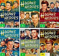 HOGAN'S HEROES Series Hogans Complete Season 1 2 3 4 5 6 : NEW DVD