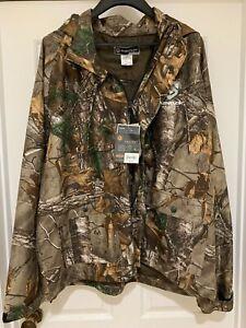 Scent lok Waterproof non insulated Jacket XXL