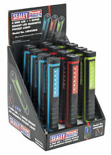 Sealey Magnetic Pocket Light 6 SMD + 1 UV LED - Single Units Not 1 Box