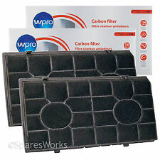SCHOLTES Totem CHF190 Cooker Hood Vent Filters C00380119 484000008578 x 2