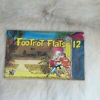 Comic Footrot Flat 12, Murray Ball 1987 1st Edition New Zealand NZ Humour