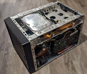 Shuttle XPC SFF PC - MSI GTX1060, Intel 8200, 8GB RAM, 500GB SX38P2 PRO