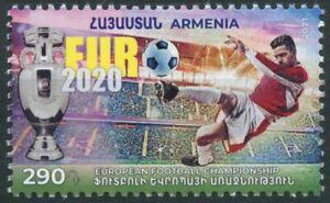 Armenia 2021 MNH Sports Stamps European Football Championship Euro 2020 1v Set