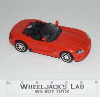 Side Swipe Dodge Viper Complete 1:24 Alternators Transformers Action Figure