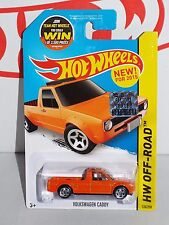 Hot Wheels New For 2015 #124 Volkswagen Caddy Orange From RLC Factory Set