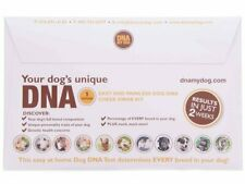 DNA My Dog DNA Test for Dogs Identify over 99.7% accuracy Inexpensive Quick