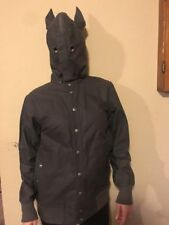 Mono Comme Ca By Five Foxes Jacket Hood W/ Eye Holes And Ears Japan Anime