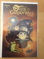 OVER THE GARDEN WALL SPECIAL 1, NM+ (9.4 - 9.6), 1ST PRINT, KABOOM, CGC WORTHY