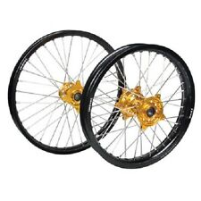 Tusk Impact Wheel Set 19/21 SUZUKI RMZ450 2005-2018 rmz 450 front rear wheels