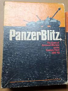 AH - Panzerblitz - with wargamer guide