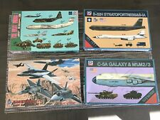 1/700 Pit Road Us Air Force 4 Kits S-1 S-2 S-7 S-21 New Skywave