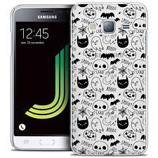 Coque Crystal Pour Samsung Galaxy J3 2016 (J320) Extra Fine Rigide Halloween Spo