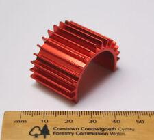Motori, scarichi e iniezioni elettrici rossi per giocattoli e modellini radiocomandati