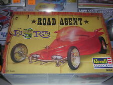 1/25 ROAD AGENT  by Big Daddy Roth  hot rod REVELL