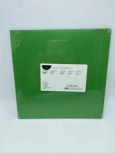 """Creative Memories Cardstock 8"""" x 8"""" New Sealed 10 Sheets """"Green"""""""