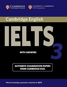 Cambridge IELTS 3 Student's Book with Answe... by University of Cambri Paperback