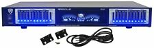 """(1) Ten Channel Equalizer.Stereo L/R Control.1Ru Mount.Rack Gear.Audio Play.19"""""""