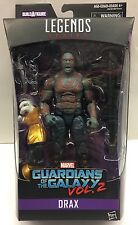 Marvel Legends Series Guardians Of The Galaxy Drax