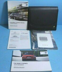 12 2012 BMW 3 Series Sedan/328i/335i owners manual with Navigation
