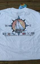 Del Sol Color Change T-Shirt White Size 2XL ~ New w/tags