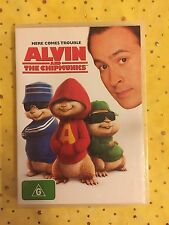 Alvin and the Chipmunks - DVD - FREE POST!!!
