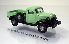 Busch 44021 Dodge Power Wagon -  grün