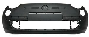FIAT 500 2007 - 2015 LOUNGE Front Bumper Cover