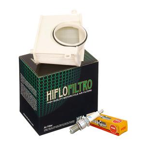 Filtro aria HifloFiltro HFA4914 candele NGK DPR7EA-9 Yamaha XV 1600 Road Star