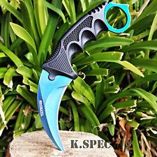 Counter Sapphire Doppler Karambit GO Knife Skin CS Strike Real CSGO Knives