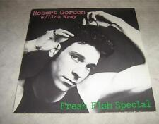 ROBERT GORDON 33 TOURS GERMANY ROCKABILLY FRESH FISH