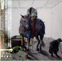 UNKLE-THE ROAD: PART 1-JAPAN MINI LP CD BONUS TRACK E78