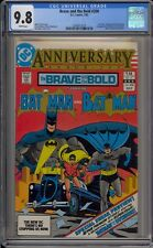 Brave and the Bold #200 - Cgc 9.8 - Earth One And Earth Two - 0294917019