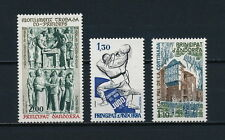 French Andorra   273-5 MNH, Single Issues from 1979