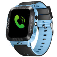 Kids Smart Watch Android iOS Remote Camera Anti Lost SOS Call GPS Tracker