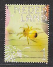 NVPH Netherlands Nederland 3665 used Insecten Beleef de Natuur 2018