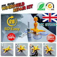 Glass Corrector Set Professional Quality Windshield Repair Kit ORAGINAL UK STOCK