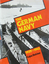 The German Navy, 1939-1945 by Cajus Bekker (1974, Book, Illustrated)