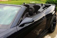 Camaro 5 Convertible Windscreen Windblocker Windrestrictor ZL1 No light