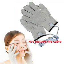 Electrode Gloves Tens Unit Electrotherapy Electronic Body Pain Electric Massager