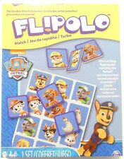 Paw Patrol Flipolo Match Game Game (Nickelodeon) Doubles matching game