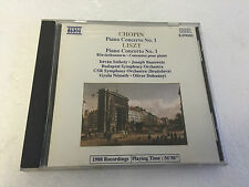 Piano Concerto 1 730099529228 CD 1994 by Chopin and Liszt