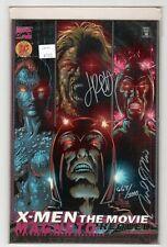 Marvel X-Men The Movie Prequel Magneto (2000) DF Exclusive Cover Signed COA NM