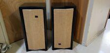 JBL C49 Dale Speakers Cabinets Pair Rare