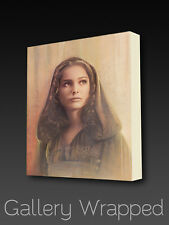 Padme  Artist Proof canvas by Jerry VanderStelt - Gallery Wrapped