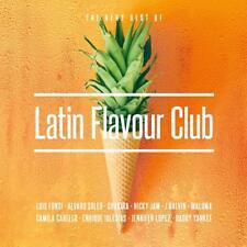LATIN FLAVOUR CLUB - LUIS FONSI/SHAKIRA/NICKY JAM/DADDY YANKEE/+    2 CD NEW!